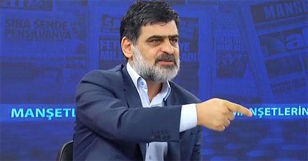Yeni Akit yazarından İmamoğlu'na tepki: Borçlu Ekrem, alacaklı Akit TV'yi hacze geldi