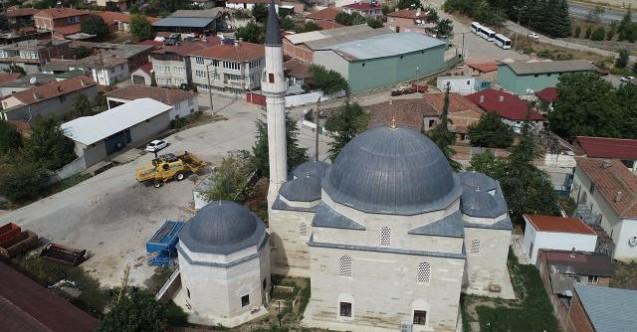 523 yıllık Mirliva Hüseyin Paşa Camii ibadete açılacak