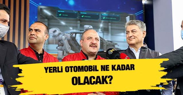 Bakan Mustafa Varank'tan yerli otomobilin fiyatıyla ilgili açıklama
