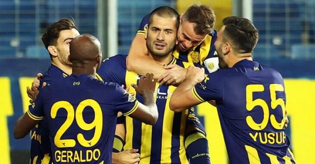 Eren Derdiyok şapkadan tavşan çıkartıyor!  Ankaragücü'nde 7 maç, 6 gol