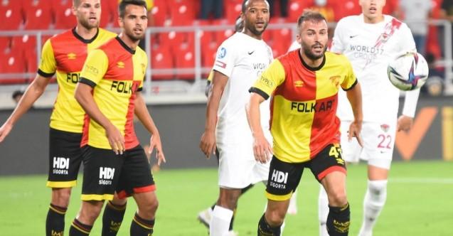 Göztepe, Hatayspor karşısında 2-0 mağlup oldu!