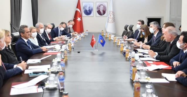 MEB'den Kosova ile eğitim alanında iş birliği