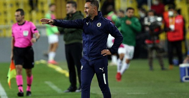 Vitor Pereira performansıyla Fenerbahçe tarihine adını yazdırdı!
