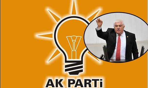 AK Parti, CHP'li Akif Ekici İçin Hukuki Süreç Başlatacak