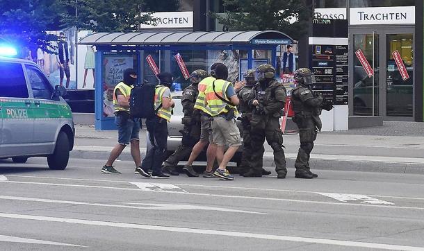 Almanya'da ''Terör'' Esti: 9 Ölü, Çok Sayıda Yaralı