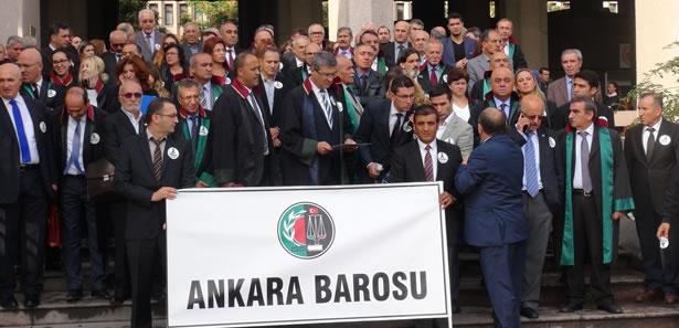 Ankara Barosu Başkanı Canduran: 'Bu Saldırı Türkiye'nin 11 Eylül'üdür'