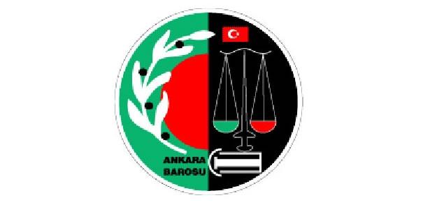 Ankara Barosu İstihbarat Zafiyetine Dikkat Çekti