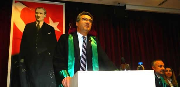 Ankara Barosunda Devir-Teslim Töreni Yapıldı