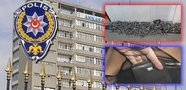 Ankara Emniyet'ten Ardı Ardına Operasyon