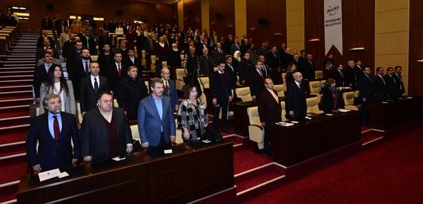 Ankara Kent Konseyi Genel Kurul Toplantısı Yapıldı