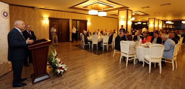 Ankara Sanayicileri İftar Yemeğinde Buluştu