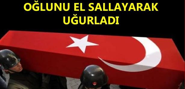 Ankara Şehidi Ömür Gölünay Gözyaşlarıyla Uğurlandı