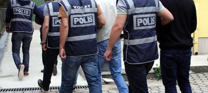 Ankara'da Hırsızlık Zanlıları Suçüstü Yakalandı