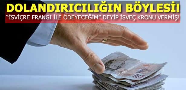 Ankara'da ''İlginç Dolandırıcılık'' Operasyonu