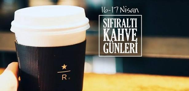 Ankara'da Kahve Tutkunlarına Festival: ''Sıfıraltı Kahve Günleri''