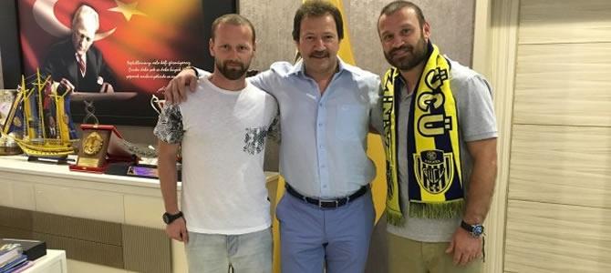 Ankaragücü'nde Bir Sözleşme Daha!