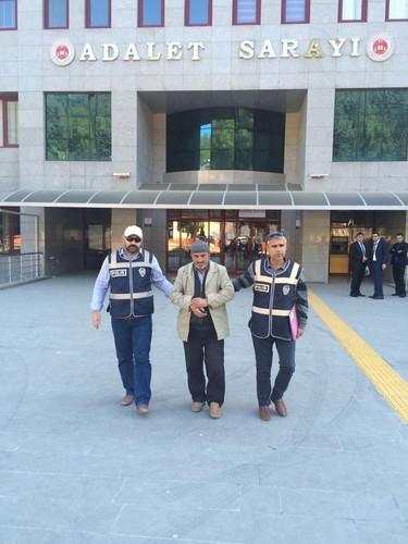 Antalya'da 15 Ayrı Suçtan Aranan Zanlı Mahkemece Tutuklandı