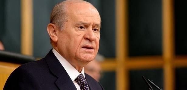 Bahçeli: ''İdam Konusunda AKP'nin Elini Tutan Yok''