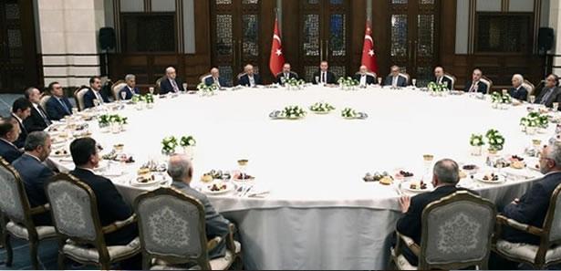 Cumhurbaşkanlığı'ndan 'İftar Yemeği' Açıklaması