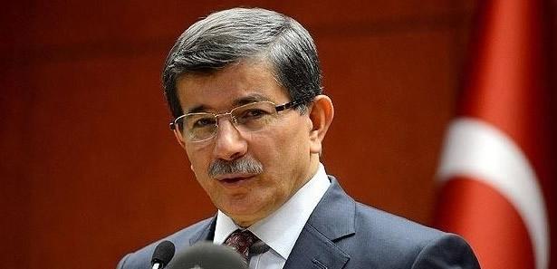 Davutoğlu: ''AK Parti Filistin'e Sınırsız Destek Verecek''