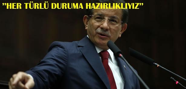 Davutoğlu'ndan Rusya Krizi Yorumu