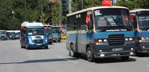 DİKKAT! Ankara'da Dolmuşlarda Yankesicilik Olayı