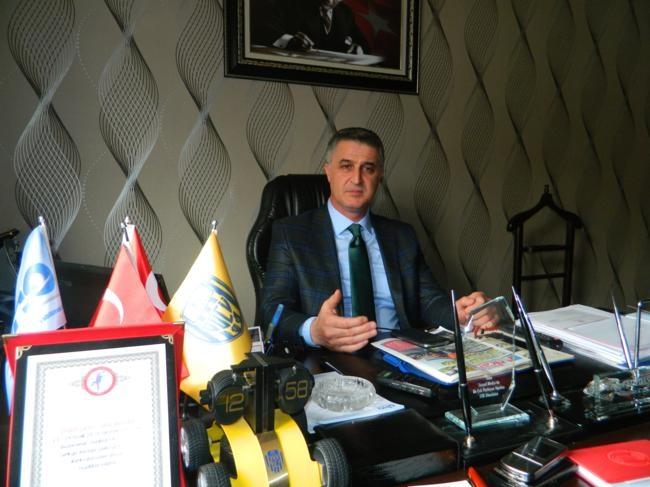 Ercan Soydaş: 'Önce Vatan Menfaati Düşünen Esnaf Kurumuyuz'