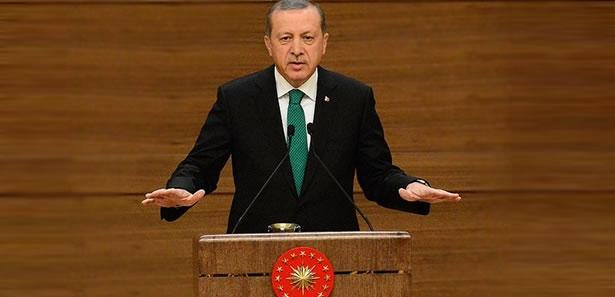 Erdoğan: 'Bunlar Milletin Temsilcisi Olmaya Layık Değil'