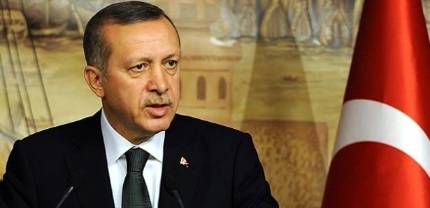 Erdoğan'dan Şehit Polisler İçin Taziye Telgrafı