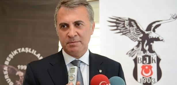 Fikret Orman Ankara Beşiktaşlılar Derneği İftar Yemeğinde Buluştu