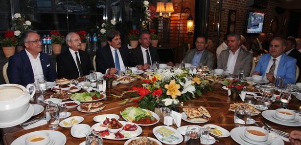 Kılıçdaroğlu Ankara'da Çorumlular İle Buluştu