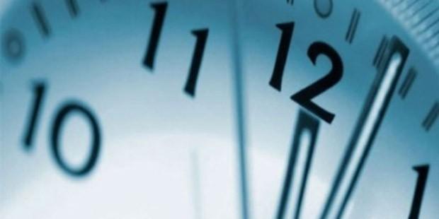 Kış Saati Uygulaması Tarihi Ertelendi