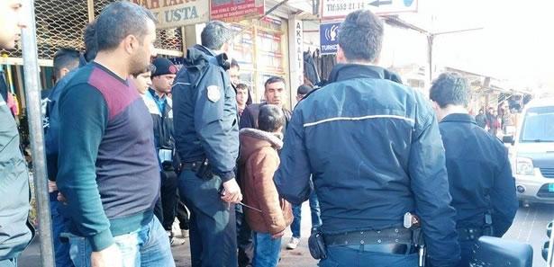 Şalıurfa'da Bilet Satıcıları Kavga Etti: 4 Gözaltı