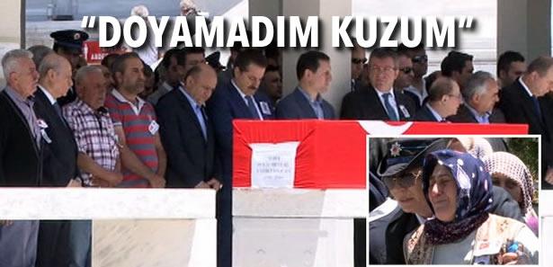 Şehit Fatih Erdoğan Ankara'da Gözyaşlarıyla Uğurlandı