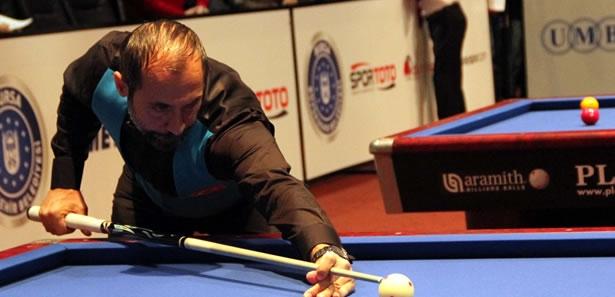 Semih Saygıner Dünya Şampiyonuna Elendi