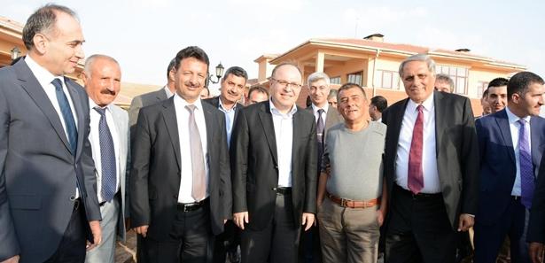 Siirt'te Afif Demirkıran Ve Mustafa Tutulmaz İle Bayramlaşma