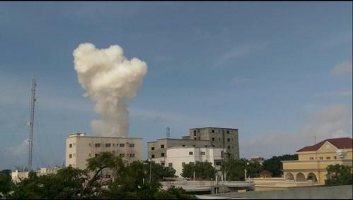 Somali'deki Patlama: 8 Ölü