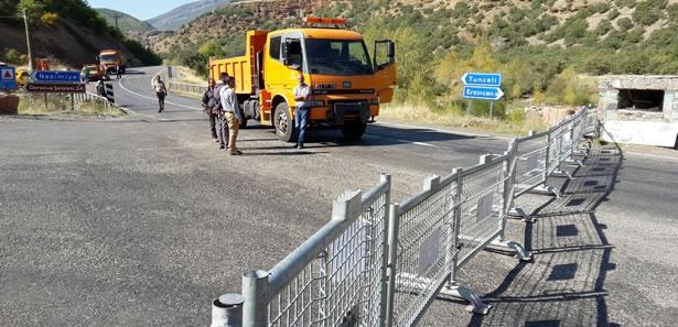 Tunceli'de PKK'ya Yönelik Havadan ve Karadan Operasyon