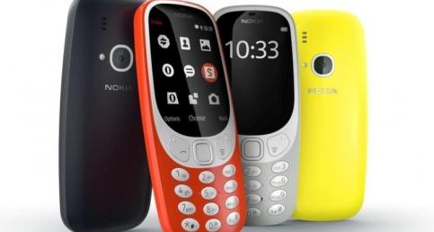 İşte Yeni Nokia 3310 ve Özellikleri...
