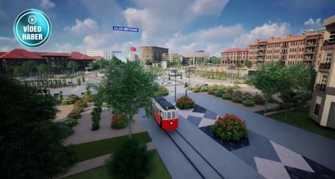 """""""Yeni Ulus Meydan Projesi"""" Sondaj Çalışmaları Başladı! İşte Detaylar..."""
