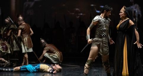 2018 Troya Yılı Muhteşem Bir Sahne Gösterisi İle Taçlanıyor...