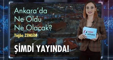 """5. BÖLÜM YAYINDA... """"Tuğba Zengin'le Ankara'da Ne Oldu Ne Olacak?"""""""