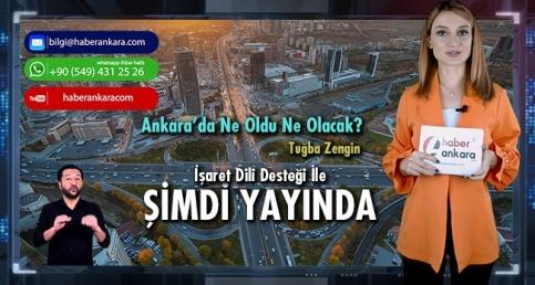 """TIKLA İZLE! 11. BÖLÜM YAYINDA... """"Tuğba Zengin'le Ankara'da Ne Oldu Ne Olacak?"""""""