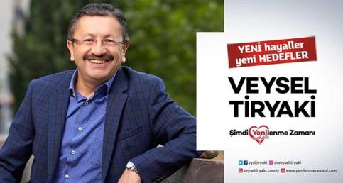 Veysel Tiryaki, Altındağ'daki Değişimi Anlatarak Yenimahallelilere Seslendi... İşte 'O' Klip...